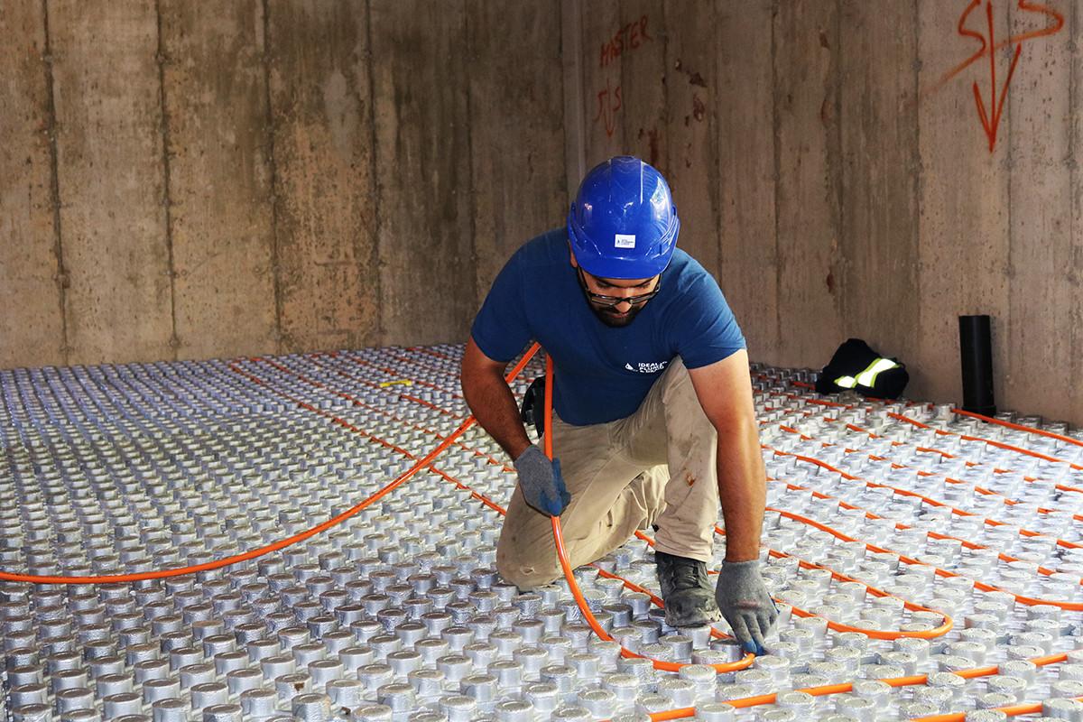 In floor heating Toronto