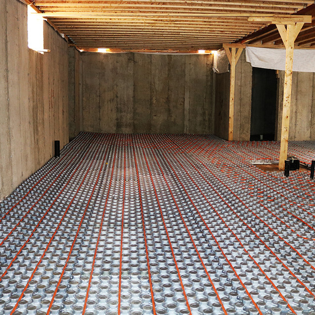 In Floor heating GTA