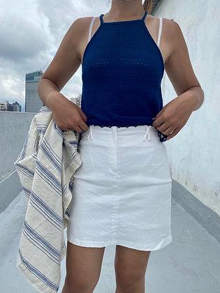 牛仔短裙褲