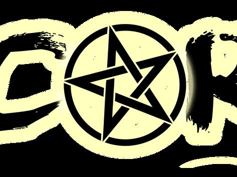 Scorn Logo Design
