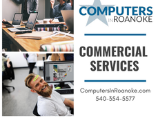 Computers in Roanoke Social Media Ad Design