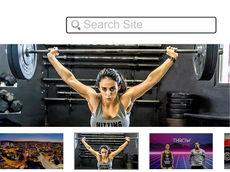 Fuerte Athletics Mobile Web Design