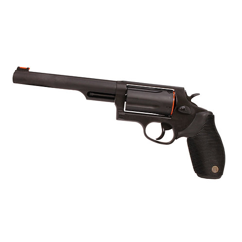 "Taurus The Judge .45 Colt/.410 Gauge Revolver 2.5"" Chamber 6.5"" Barrel"