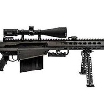 "82A1 50BMG BLK 20"" SCOPE COMBO 4-14X56 NIGHTFORCE SCOPE 50 BMG"