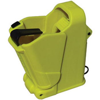 Maglula UpLula Magazine Loader/Unloader,  Fits 9mm-45 ACP, Lemon