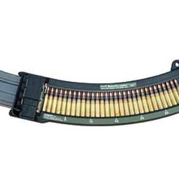 Maglula Mag Loader, Range Benchloader, 223 Rem/556NATO, 30Rd, For AR-15,Black