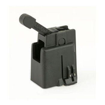 Maglula  Magazine Loader/Unloader, 9MM, Fits Colt SMG, Black