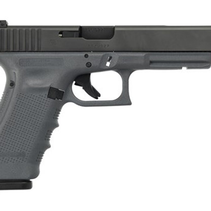 GLOCK G34 G4 GRAY 9MM 17+1 5.3""