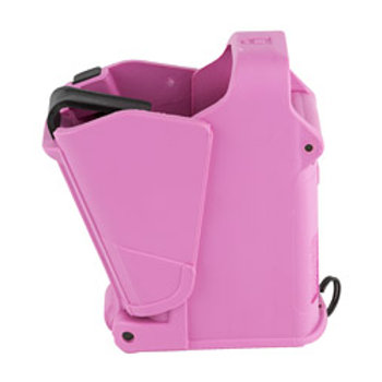 Maglula UpLula Magazine Loader/Unloader,  Fits 9mm-45 ACP, Pink
