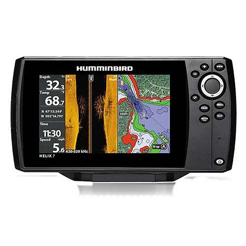 Humminbird Helix 7 CHIRP SI GPS G2N NAV+ Bundle