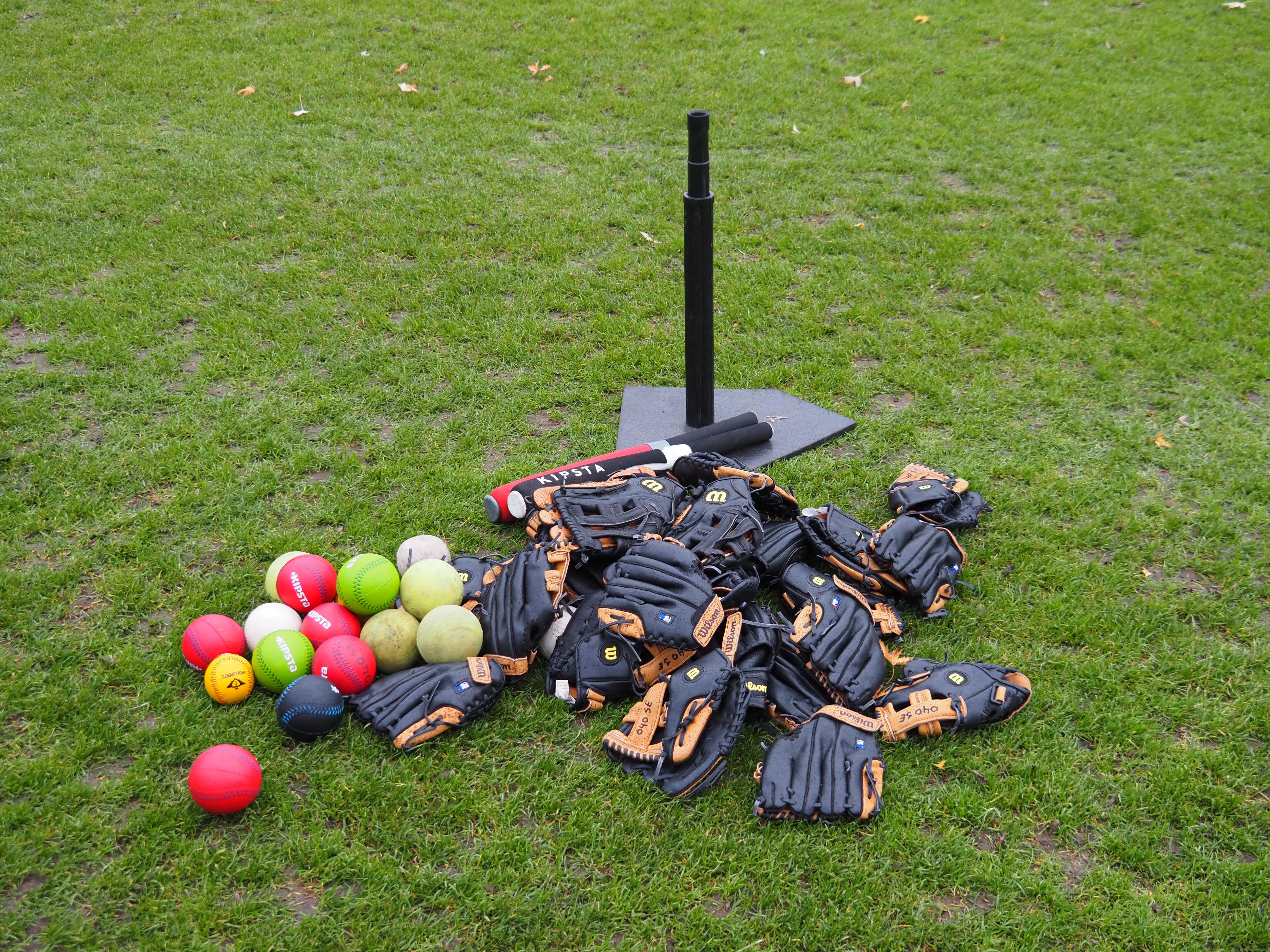 Honkbal set