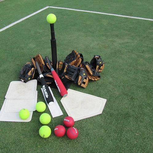 Honkbal set voor kinderen