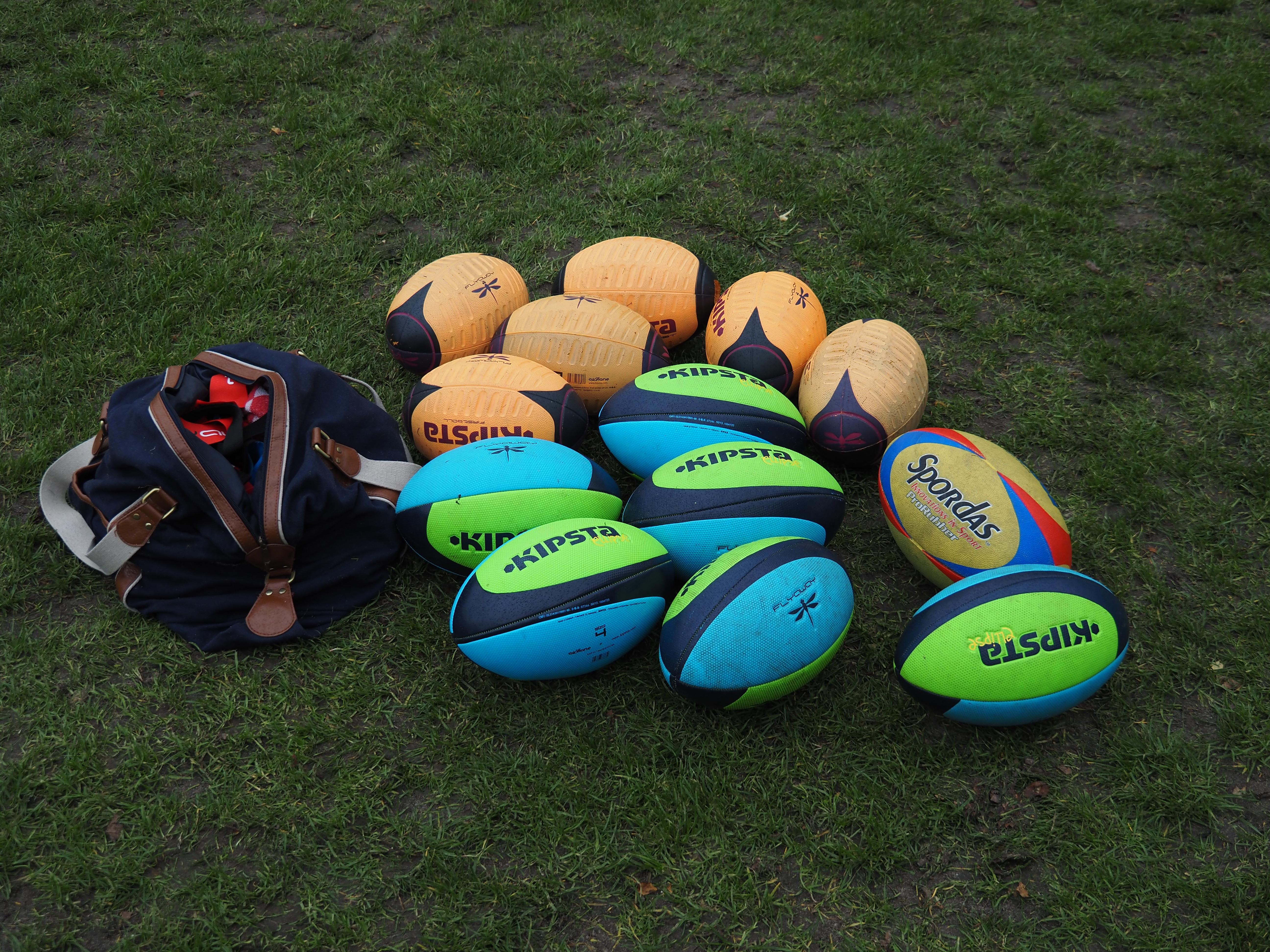Rugby Set