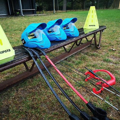 Archery Tag kinderfeest
