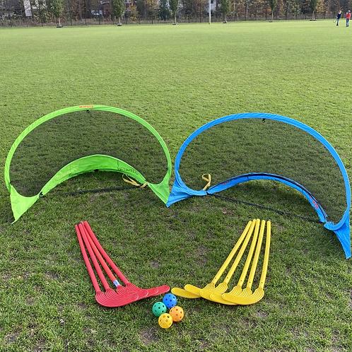Uni-hockey set