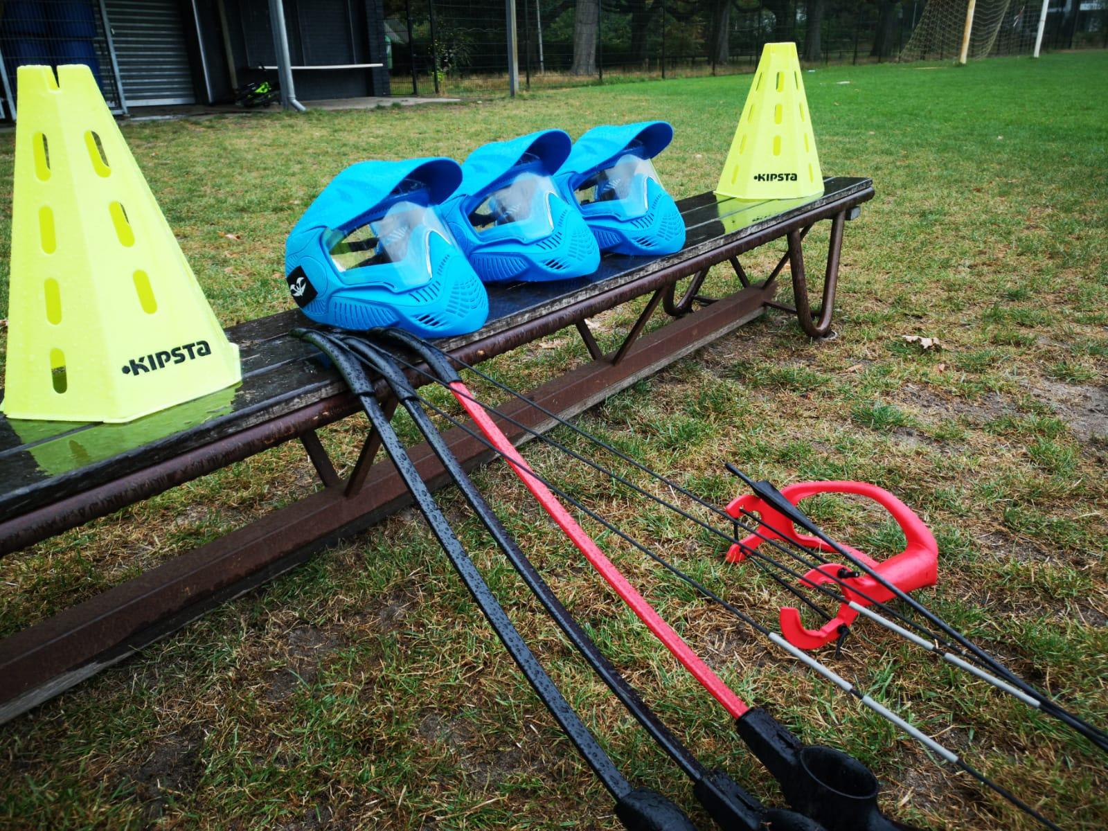Archery tag set