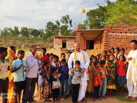 Orphanage in Ranchi