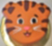 daniel the tiger cake