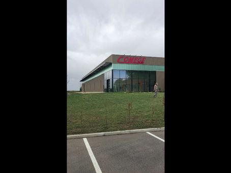 Inauguration de la nouvelle usine COMEGE