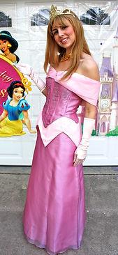 face paiting princess