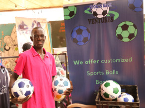 Episode 6: Interview with Victor - SportsBaze Venture