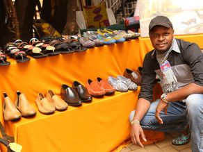 Episode 11:Interview with Shaddy- Moya Footwear