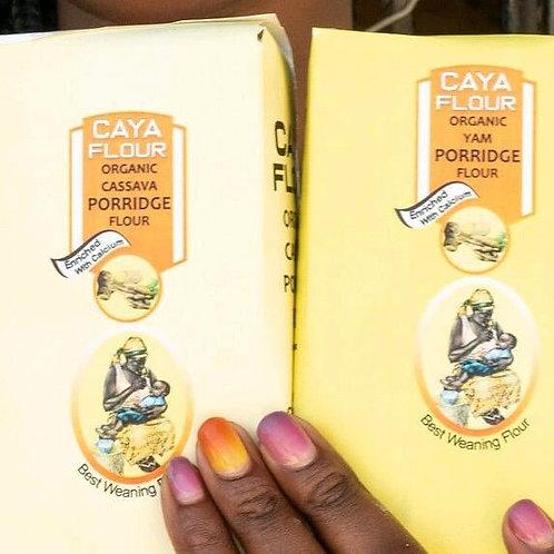 (Cassava and Yam)Caya Flour