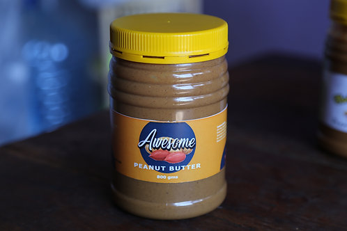 Awesome Peanut Butter