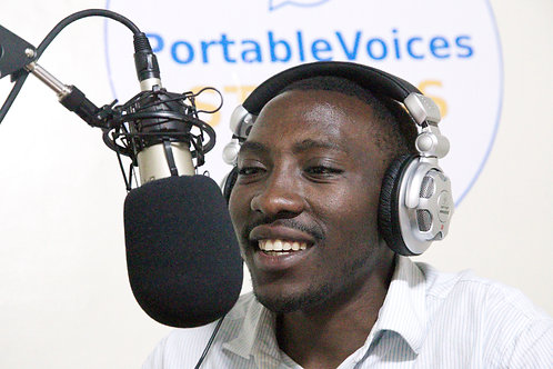 Portable Voices-Recording Studio Sessions