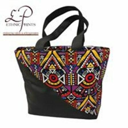 Ethnic Print Bags
