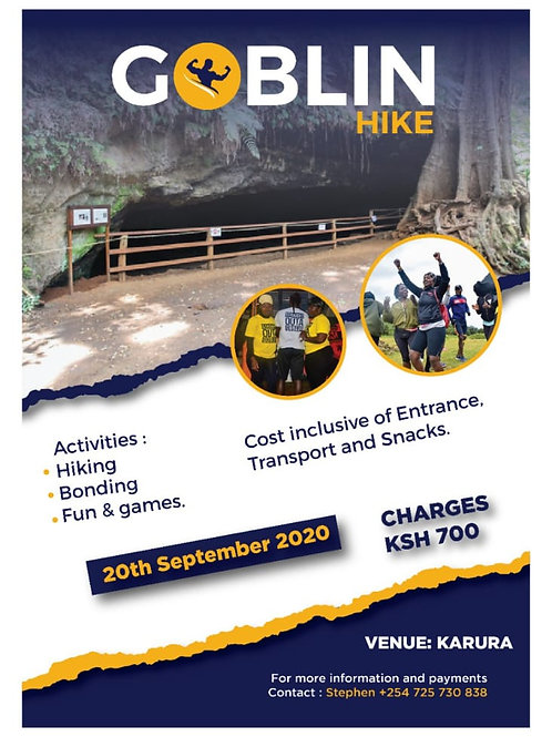 Goblin Gym Hike