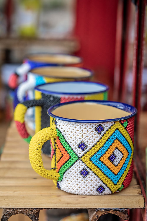 Mibema Beaded Cups