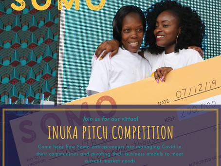 Did you miss our Inuka Pitch Competition? Here's a recap!