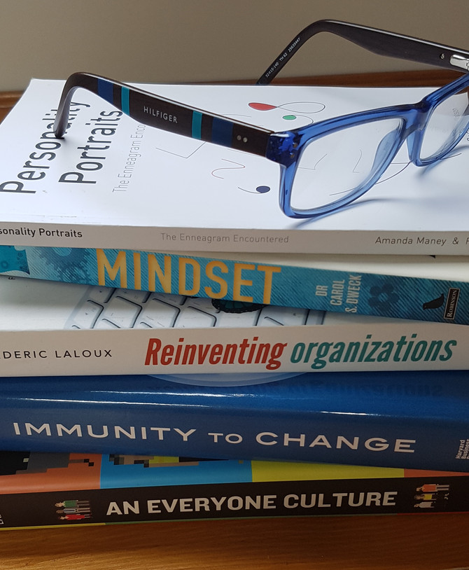 Summer Reading - favourite coaching books?