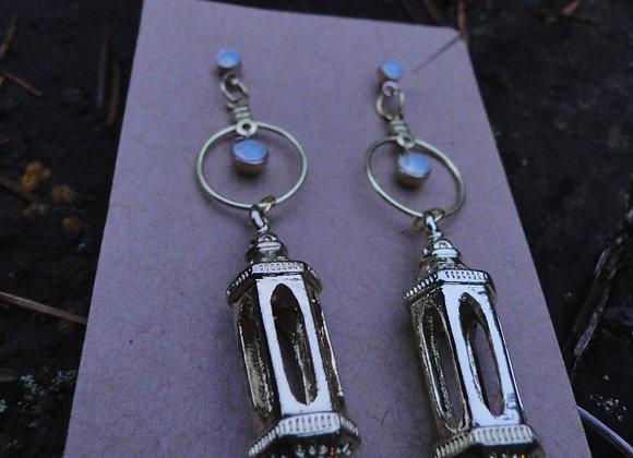 ☉ Gate Keeper Earrings ☉