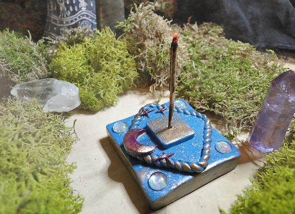Celestial Mini Incense Burner