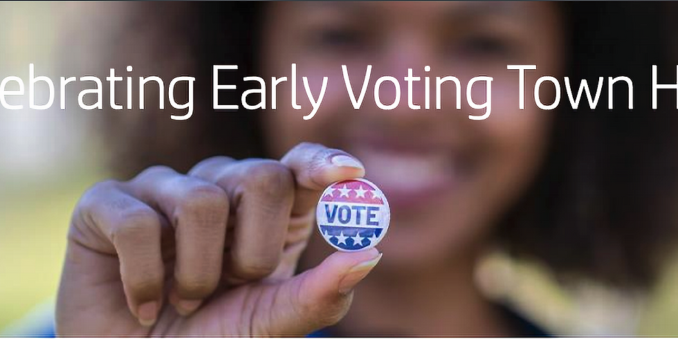 NSBE Houston Votes: Early Voting Townhall