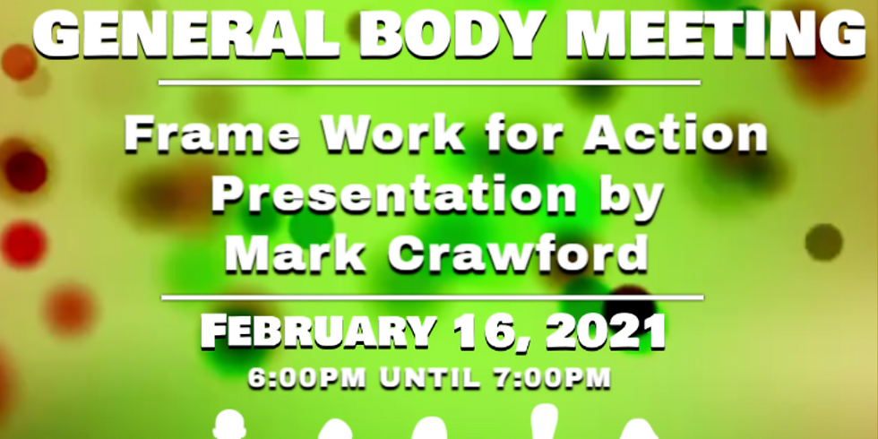 February General Body Meeting Hosted by BP