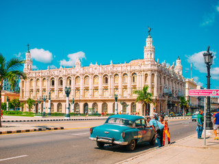 Cuba. Las cosa esta dura. 24 hours in Havana.