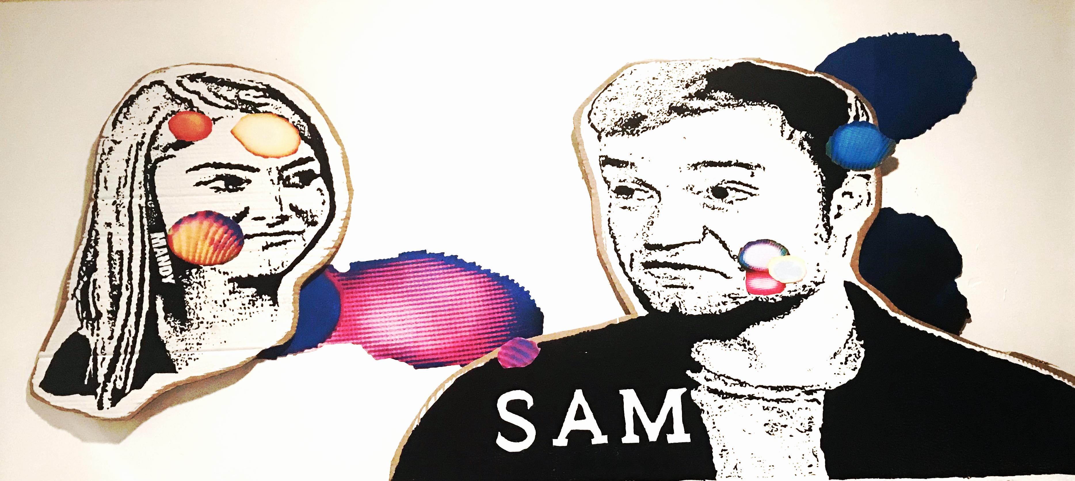 Mandy and Sam