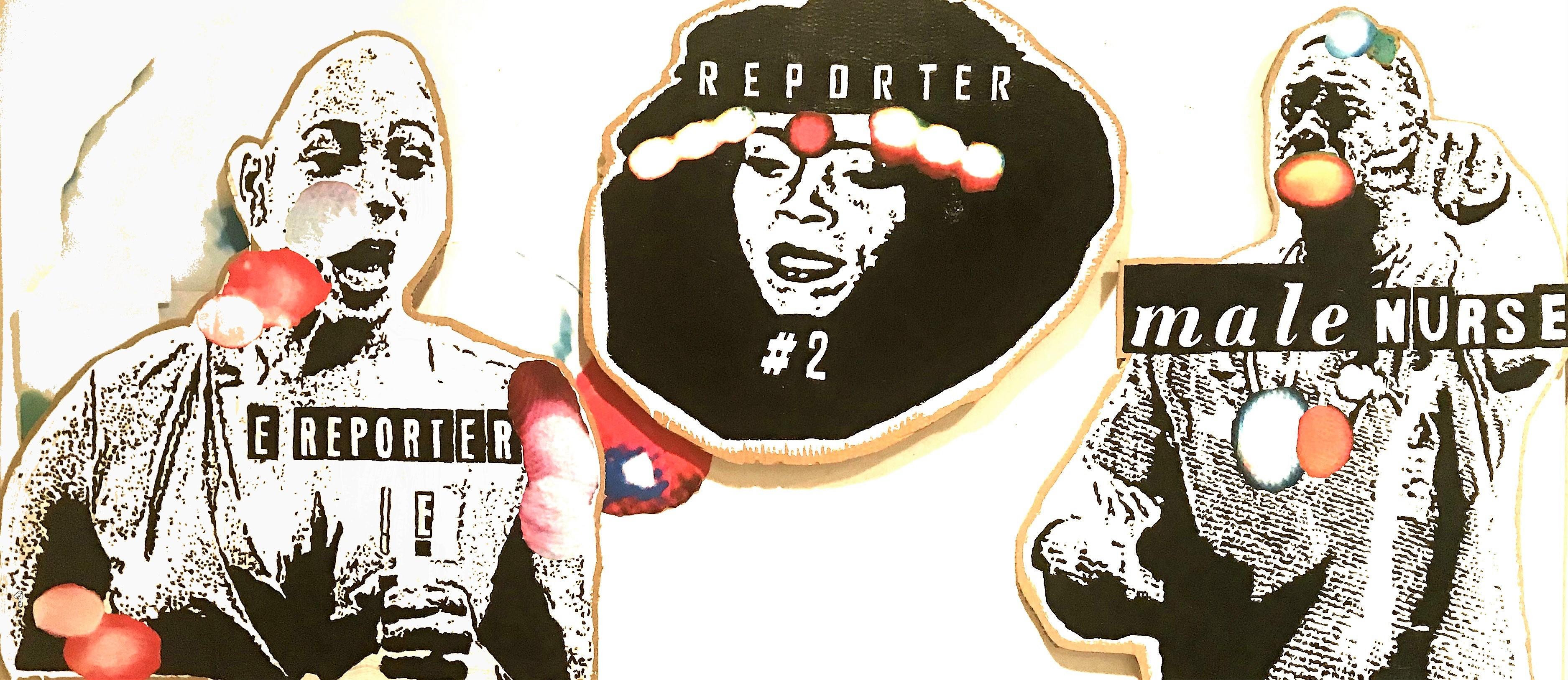 Reporter, Reporter and Nurse