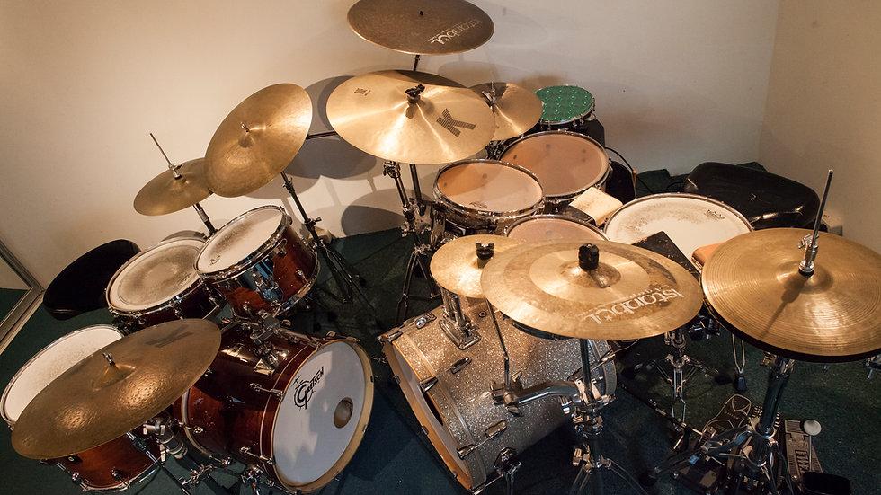 10 Drumlessen