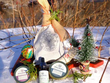 Winter Solstice Musings + CBD Truffle Recipe