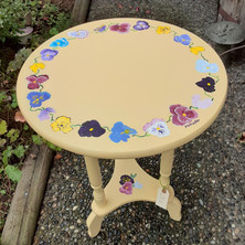 Pansy Table
