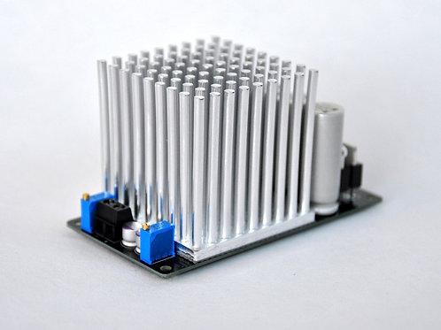 MPAudio, SLS-HPULN, HPULN Power Supply, Front View
