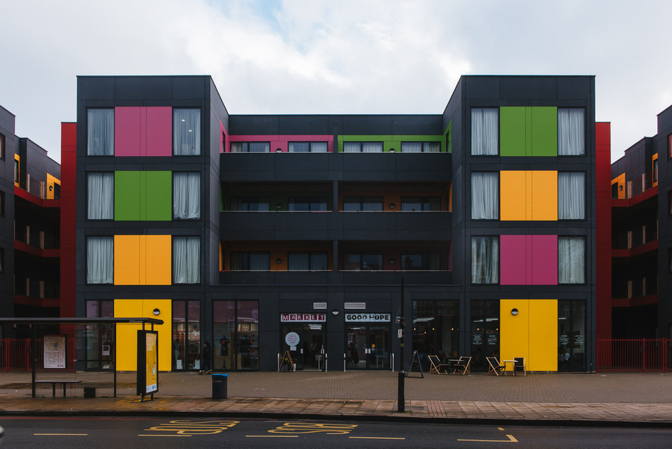 PLACE / Ladywell | Affordable offices/ studios | Retail space | Co- working desks | Lewisham