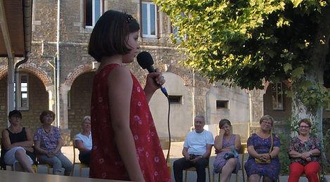 Concert Celiane chante la vie 14