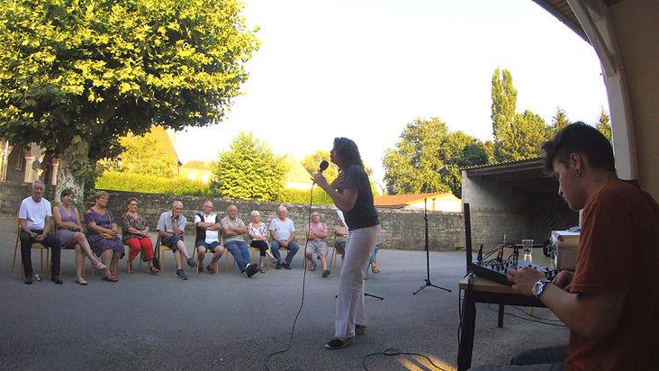 Concert Celiane chante la vie 8