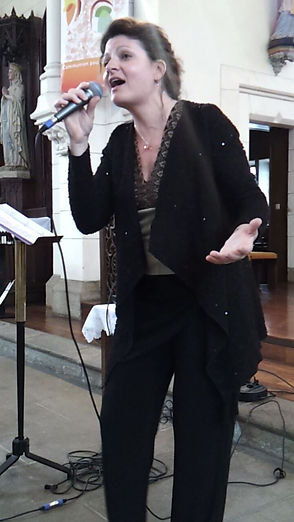 Concert Celiane chante la vie 71