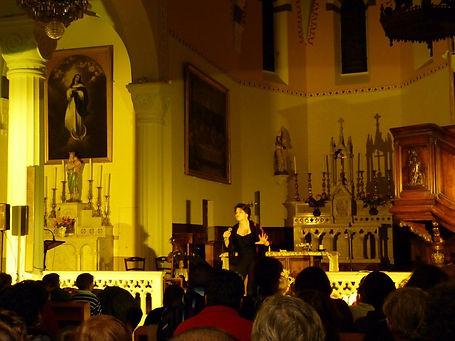 Concert Celiane chante la vie 59
